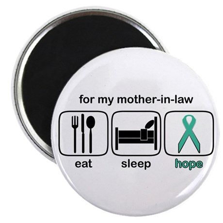 Mother-in-law ESHope Ovarian Magnet