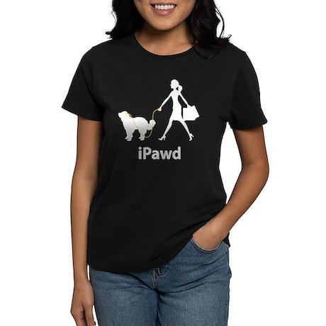 Central Asian Shepherd Women's Dark T-Shirt