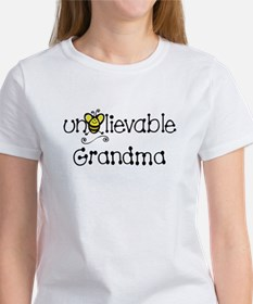 Unbelievable Grandma Women's T-Shirt