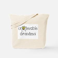 Unbelievable Grandma Tote Bag