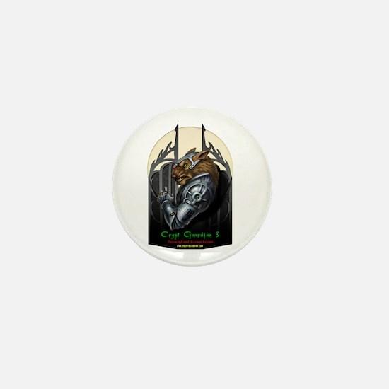 Crypt Guardian 3 Mini Button