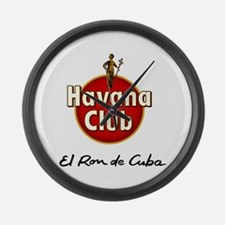 Havana Club Large Wall Clock