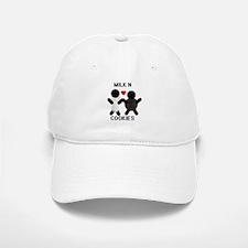 Milk N Cookies Baseball Baseball Cap