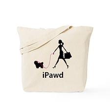 Coton de Tulear Tote Bag