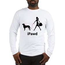 Curly-Coated Retriever Long Sleeve T-Shirt