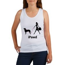 Curly-Coated Retriever Women's Tank Top