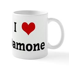 I Love Damone Mug