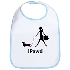 Dachshund Wirehaired Bib