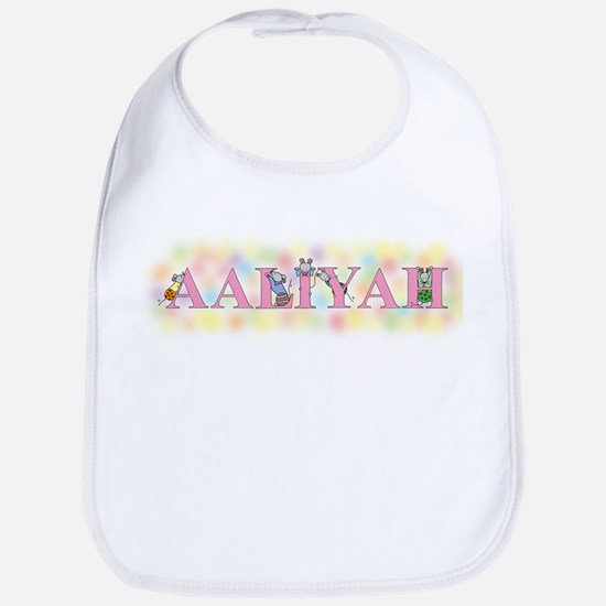 """""""Aaliyah"""" with Mice Bib"""