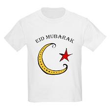 Eid Mubarak Kids T-Shirt