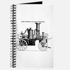 Silsby Fire Engine Journal