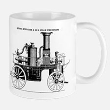 Silsby Fire Engine Mug