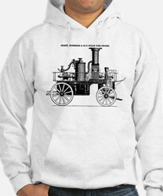 Silsby Fire Engine Hoodie