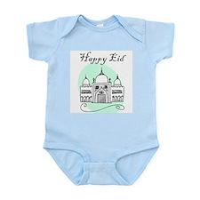 Happy Eid Infant Creeper