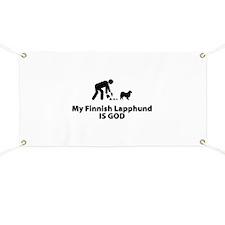 Finnish Lapphund Banner