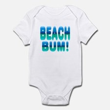 Beach Bum! Infant Creeper