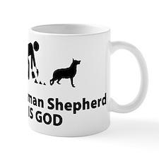 German Shepherd Dog Small Mugs