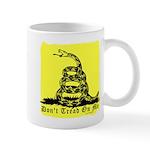 Don't Tread On Me Gadsden Mug