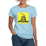 Don't Tread On Me Gadsden Women's Light T-Shirt