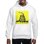 Don't Tread On Me Gadsden Hooded Sweatshirt