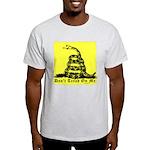 Don't Tread On Me Gadsden Light T-Shirt