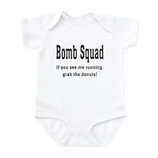 Grab the donuts Infant Bodysuit