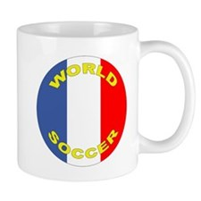 France World Cup Soccer Mug