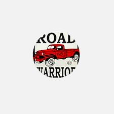 Road Warrior Mini Button