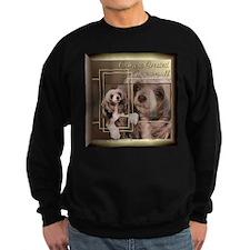 Chinese Crested Sheeba Golden Sweatshirt