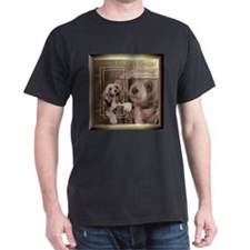 Chinese Crested Sheeba Golden T-Shirt