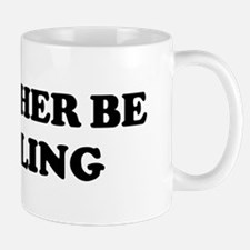 Rather be Juggling Mug