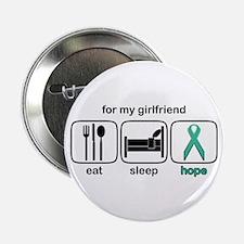 "Girlfriend ESHope Ovarian 2.25"" Button"