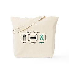 Fiancee ESHope Ovarian Tote Bag