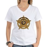 Spartanburg Sheriff Women's V-Neck T-Shirt