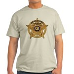 Spartanburg Sheriff Light T-Shirt