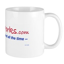 Satire Works Mug