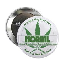 """Funny Norml 2.25"""" Button (100 pack)"""