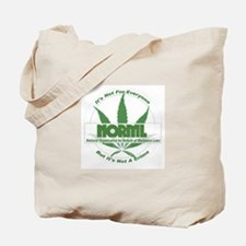 Cute National organization for the reform of marijuana Tote Bag