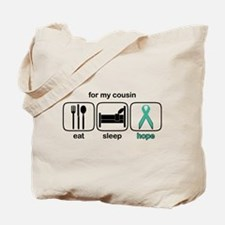 Cousin ESHope Ovarian Tote Bag