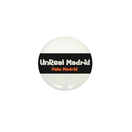 Real Madrid Mini Button