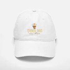 Queen Bee Baseball Baseball Cap