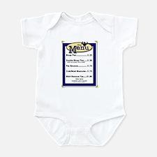 Unique Muscular body Infant Bodysuit