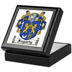 Fogarty Coat of Arms Keepsake Box