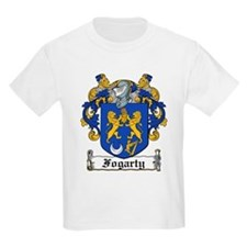Fogarty Coat of Arms Kids T-Shirt