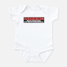 $20. Worth of Ammo Infant Bodysuit