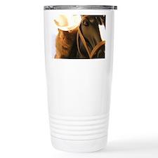 Sexy Cowboy! Travel Coffee Mug