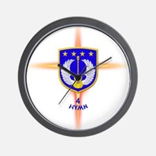 4 Hymn Band Wall Clock
