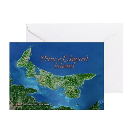 Prince Edward Island Greeting Cards (Pk of 20)