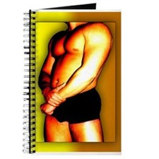 Funny Mens shorts Journal