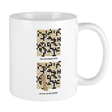 Cute Go game Mug